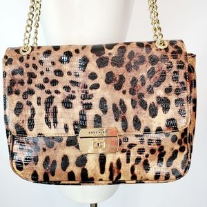 Anne Klein Chain Shoulder Bag